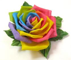 Раствор для окрашивания цветов